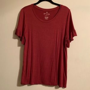 American Eagle - Soft & Sexy T - Size M